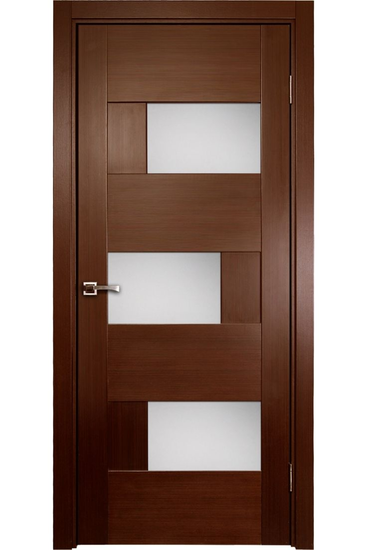 Classic Front Membrane Laminated Pine Interior Double Doors
