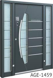 Exterior Smart Doors Design